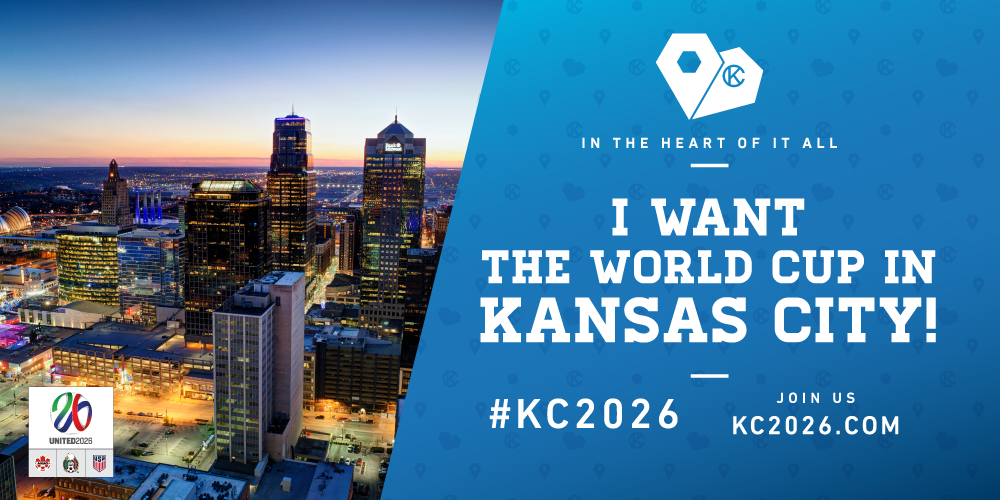 KC2026 Petition - Kansas City World Cup 2026: In the Heart of It All